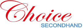 Choice Secondhand Logo
